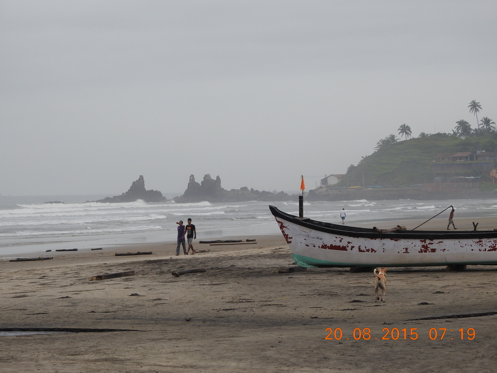 Arambol Beach - North Goa