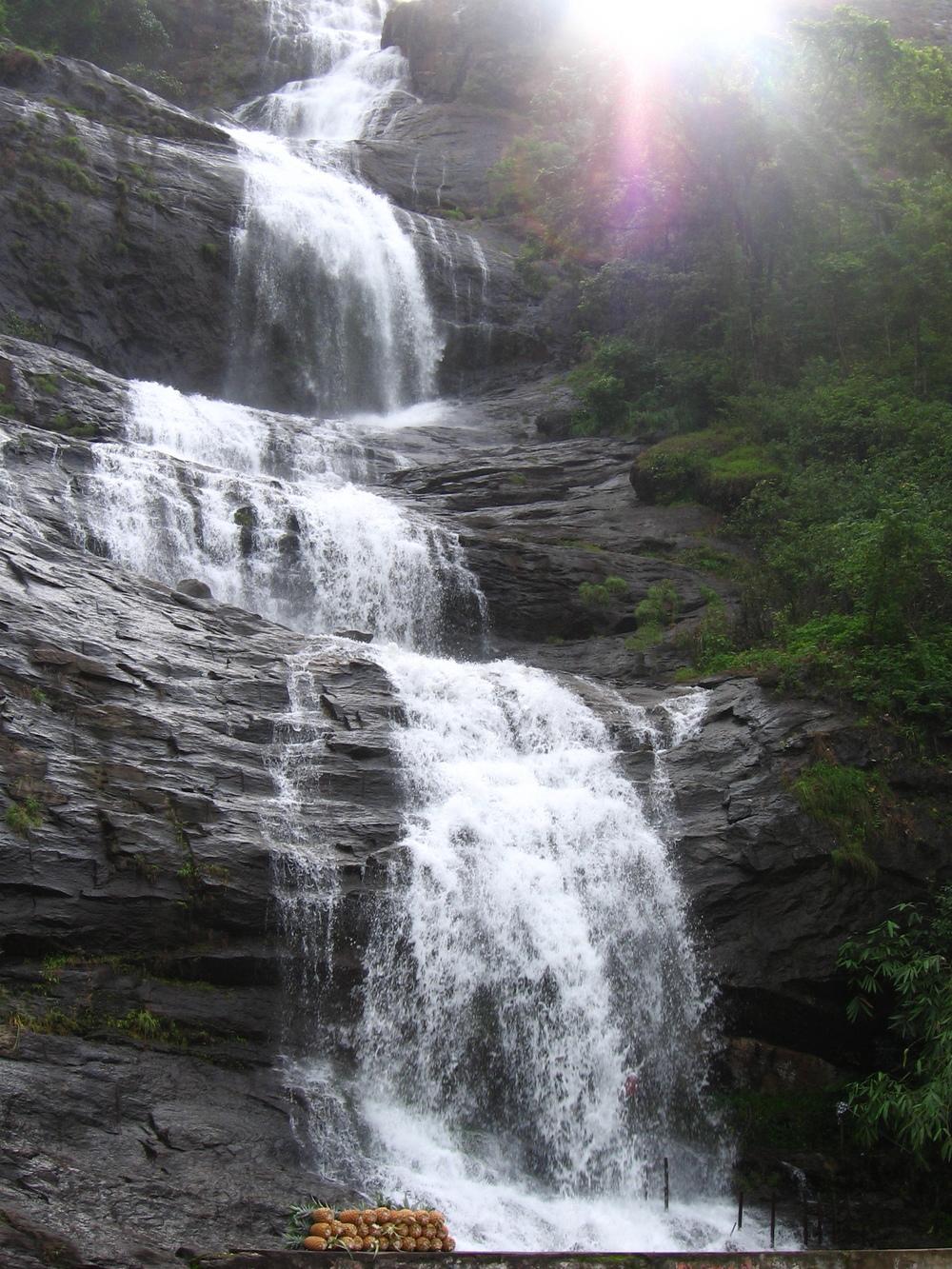Cheyapara Falls