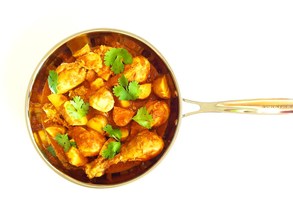 Oil free chicken and potato curry spice mama my love for indian food is eternal but i am constantly trying new ways of making old recipes healthier where i can i try not to use much oil in my forumfinder Image collections