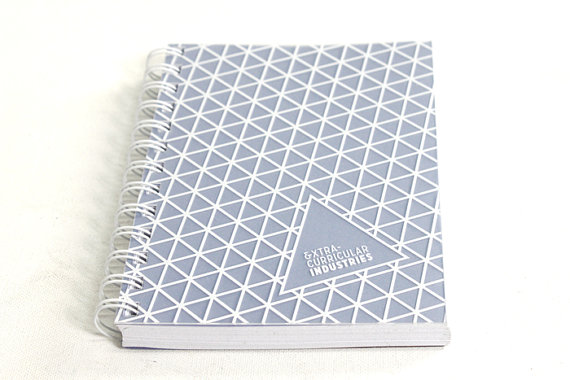 Isometric Grid Notebook — Adelevision