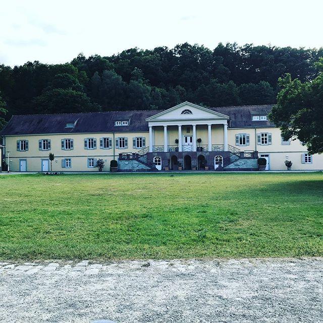 Workshop mit einer Esslinger Truppe in #schlossrotenfels
