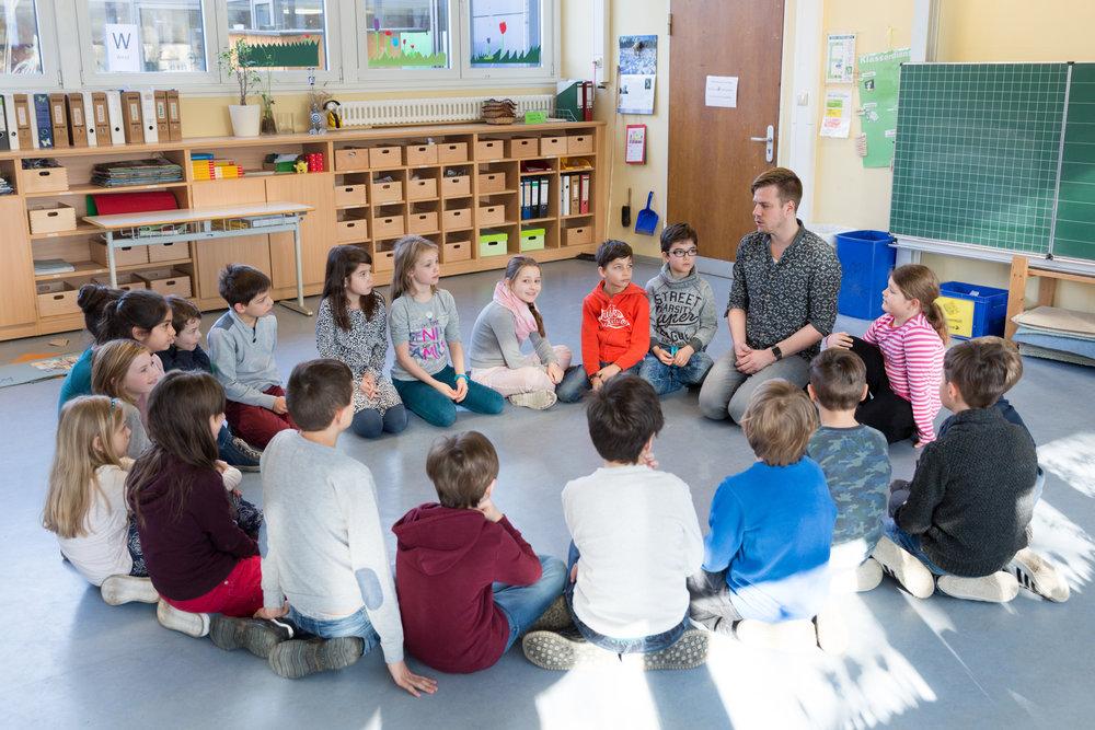Thema Vorurteile - Dieser Workshop verspricht einen lebendigen Theaterprozess