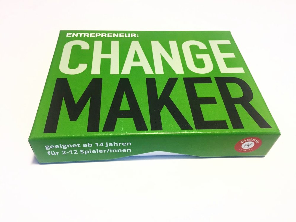 The Changemaker Card Game (110 Cards)