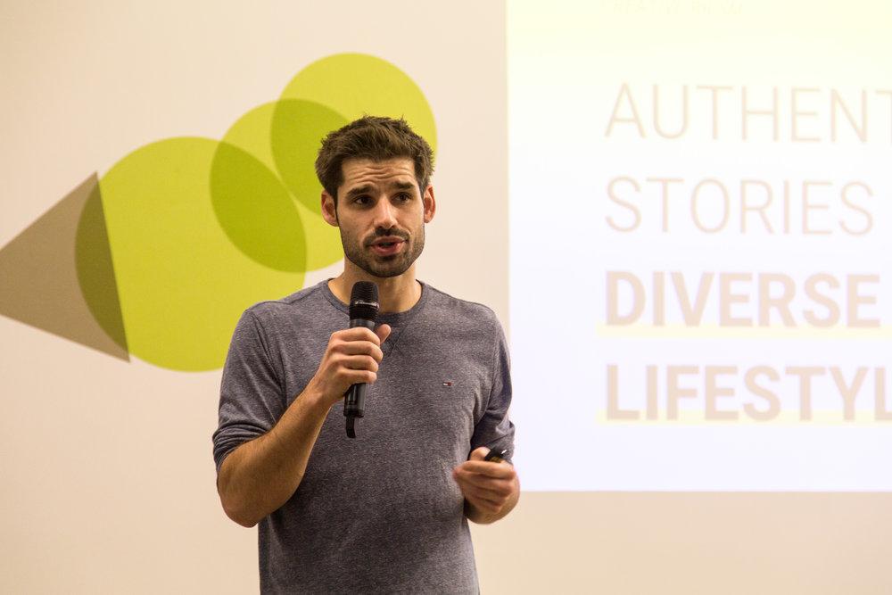 Stephan Kardos    Founder of The Creativity And Design Gym