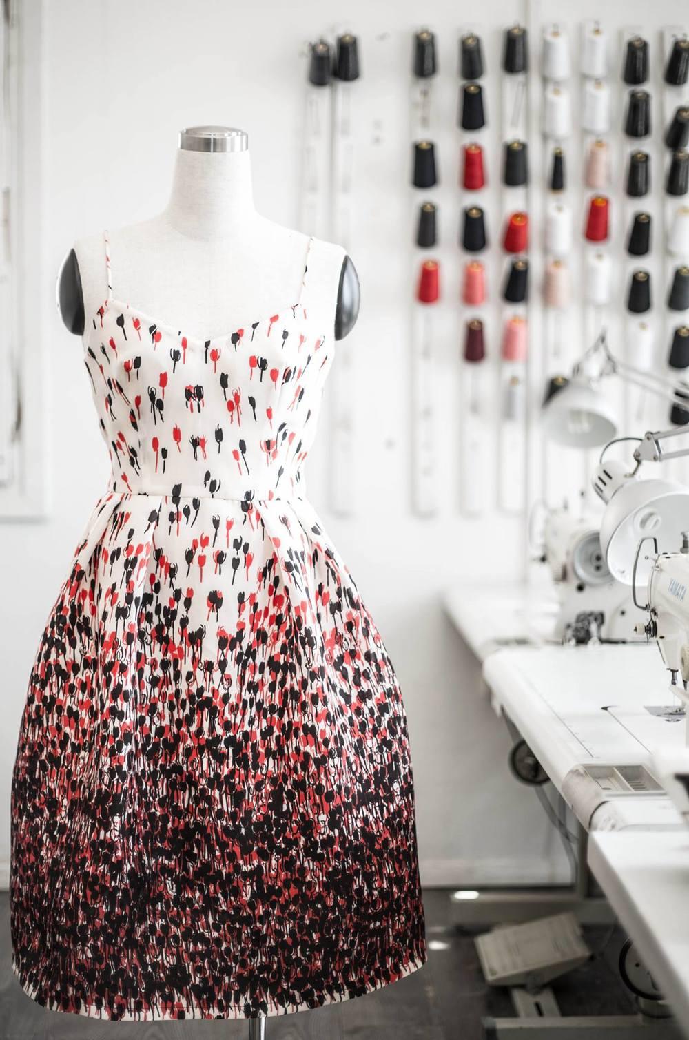 sharon berger שרון ברגר the spring dress.jpg
