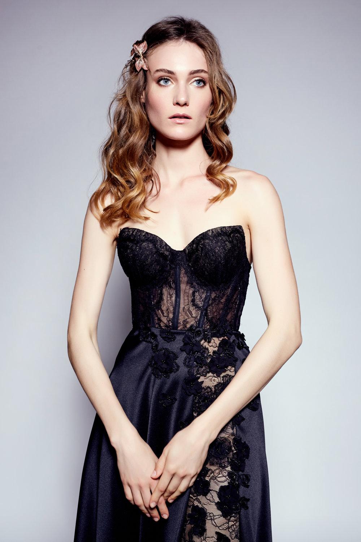 שמלת ערב של שרון ברגר