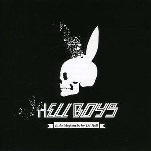 The rare as hens teeth Hellboys, the ultimate Italo Disco mix