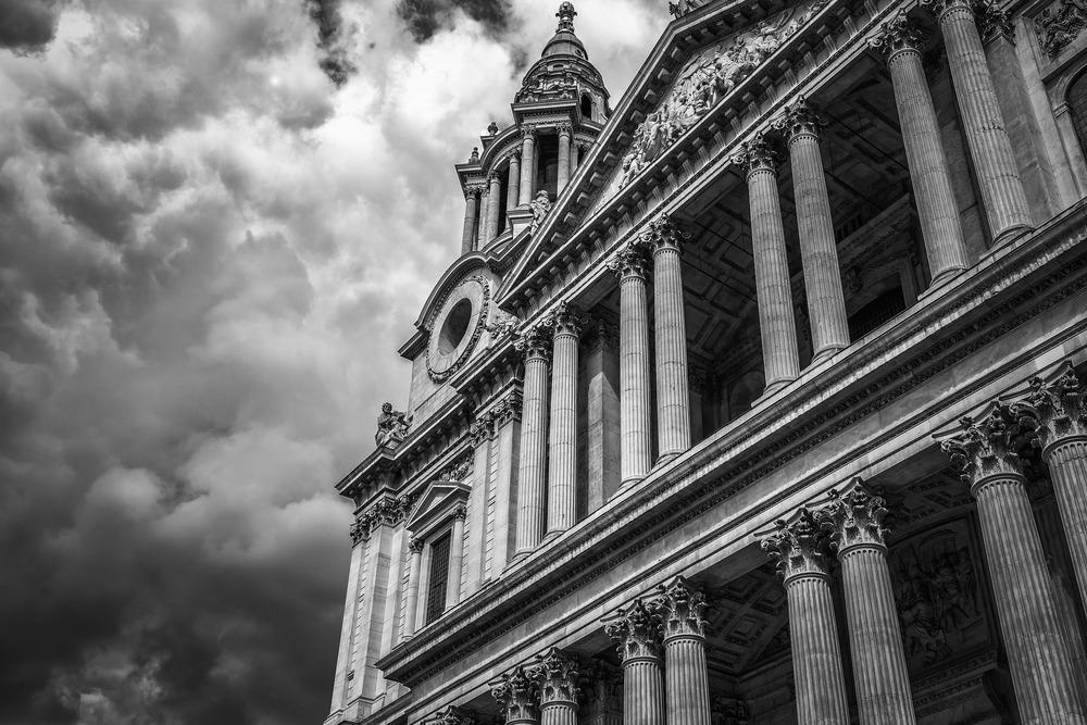 London St Pauls BW.jpg