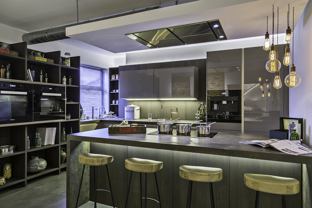 Arthouse Creative Interiors Green Kitchen
