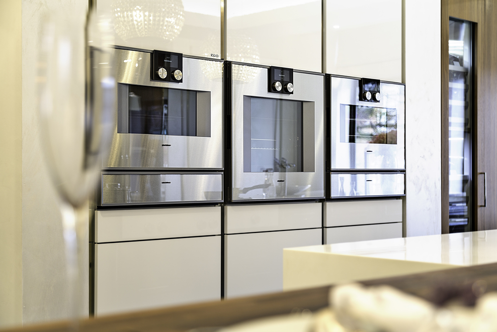 Arthouse Creative Interiors Gaggenau Ovens
