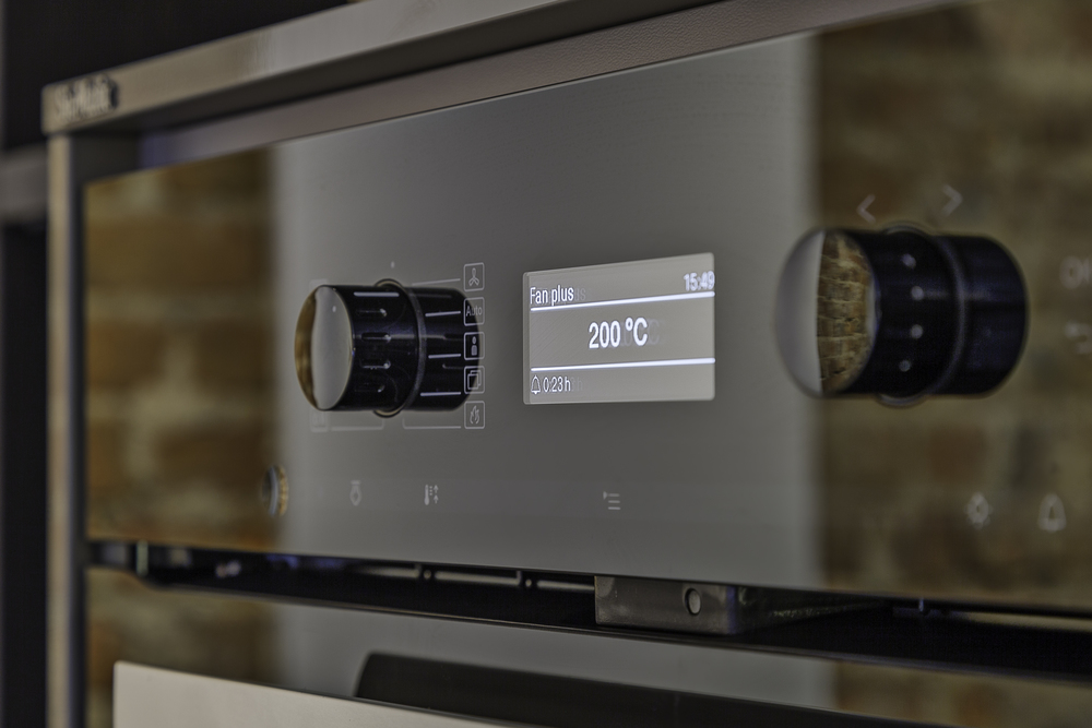 Siematic Miele Oven Closeup