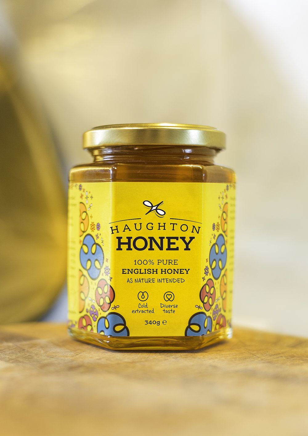 Haughton Honey English Pot