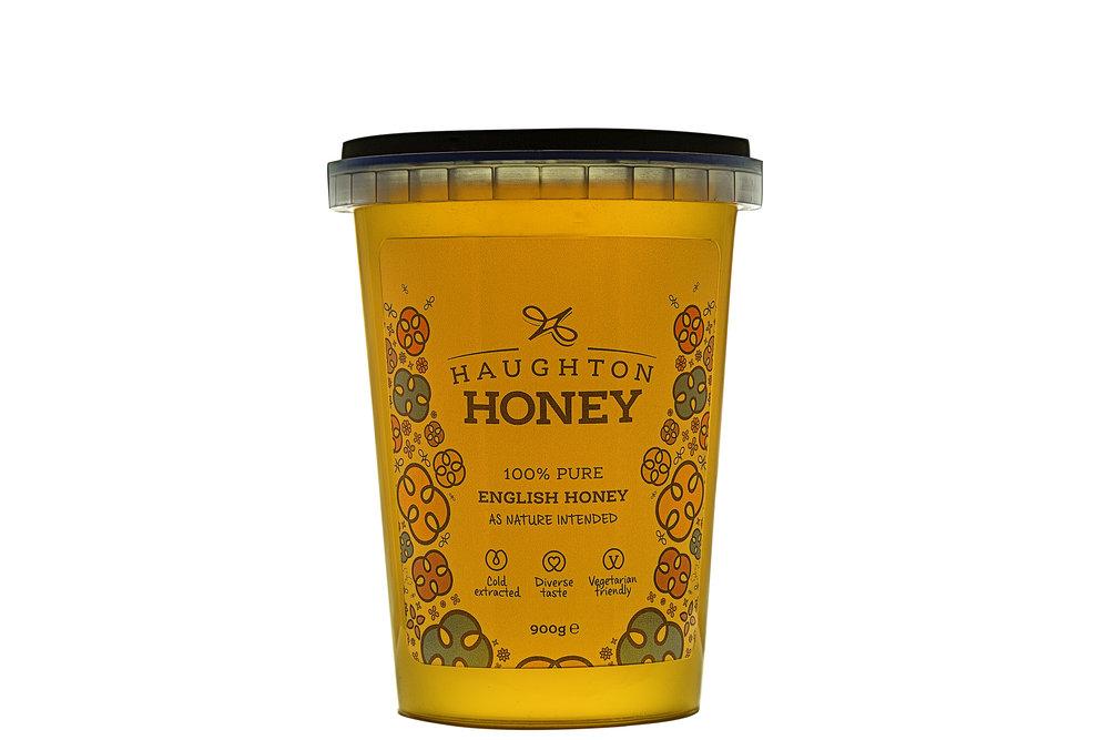 Haughton Honey 900g pot