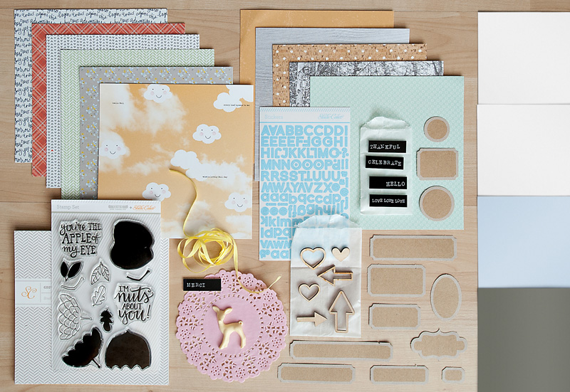 Studio Calico Walden Card Kit