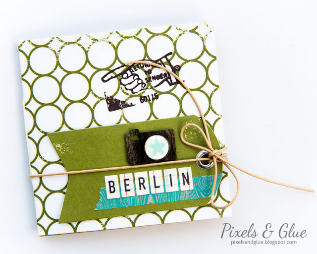 Travel Mini Album Berlin | Cover