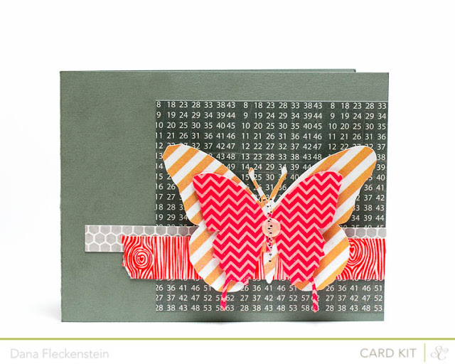 All Occasion Butterfly Card
