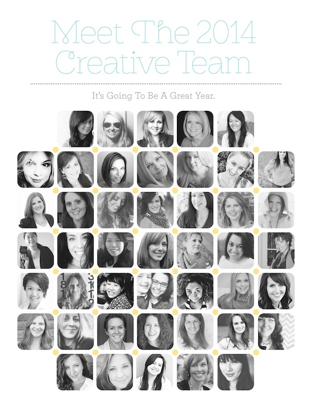 Studio Calico 2014 Creative Team