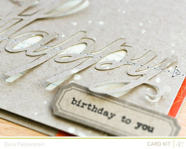 Studio Calico Antiquary Kit card by @pixnglue