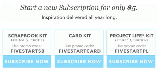 Studio Calico Subscription Discount