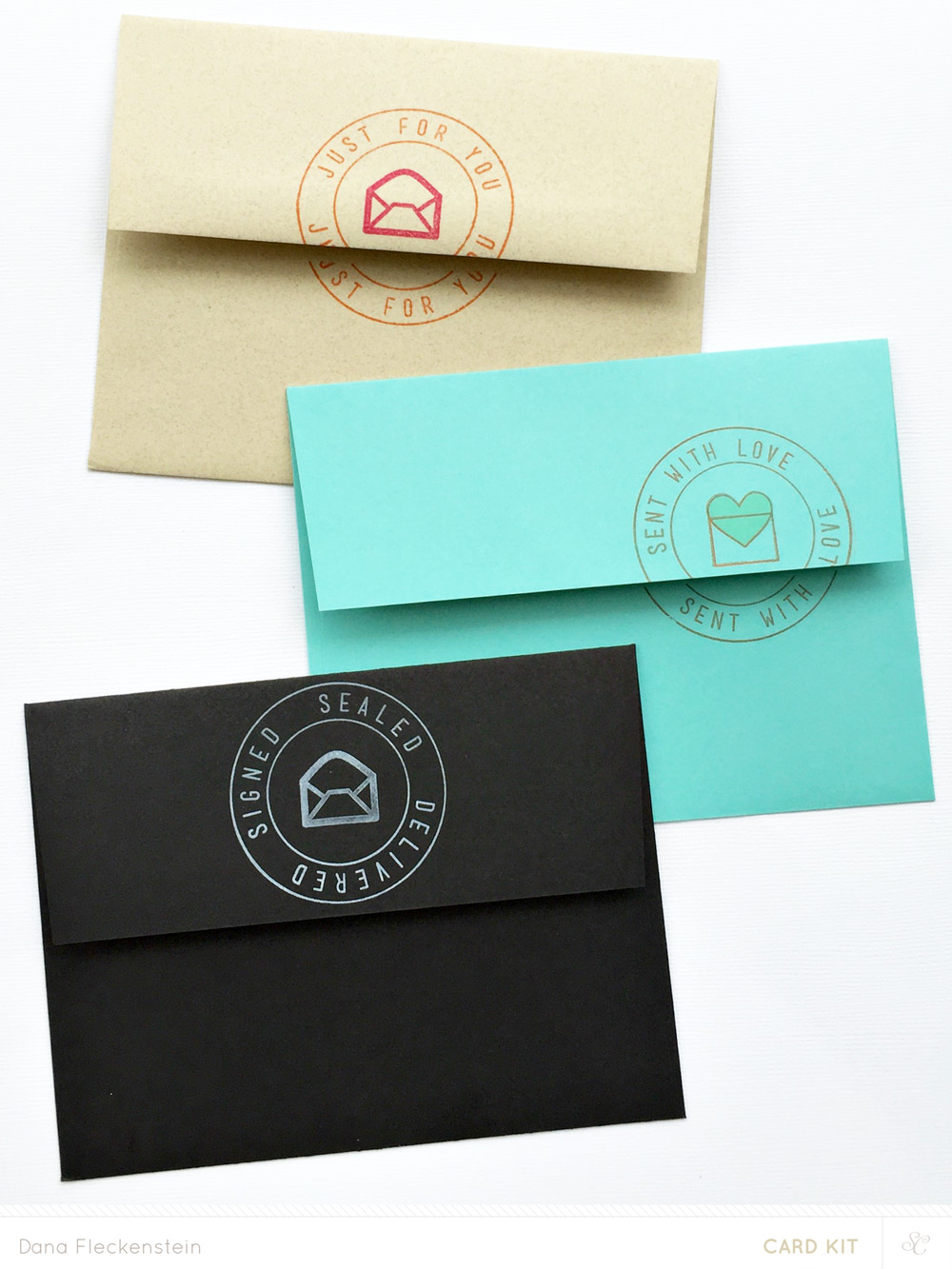 Signed Sealed Delivered Envelopes
