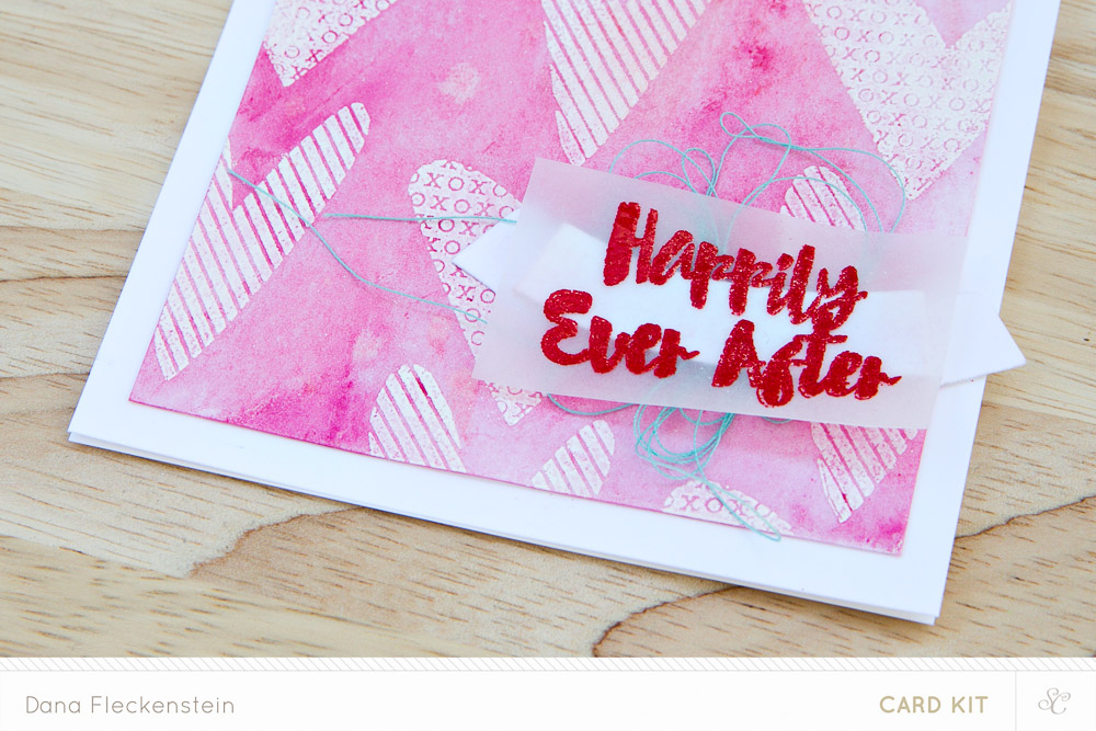 Studio Calico Galileo Happily Ever After Card