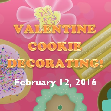 Bethany Families - Valentine Cookie Decorating! | Friday, February 12, 2016 from 6:30 - 8:30 PM at Bethany Chapel.