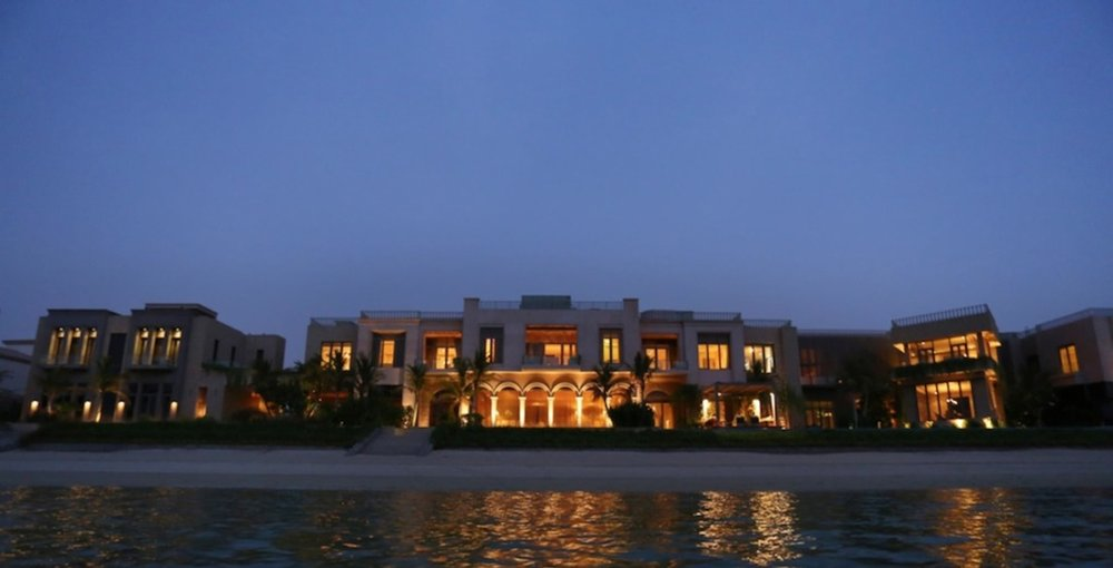 D FROND 104/106/108 - PALM JUMEIRAHAED 185,000,000 (2015)