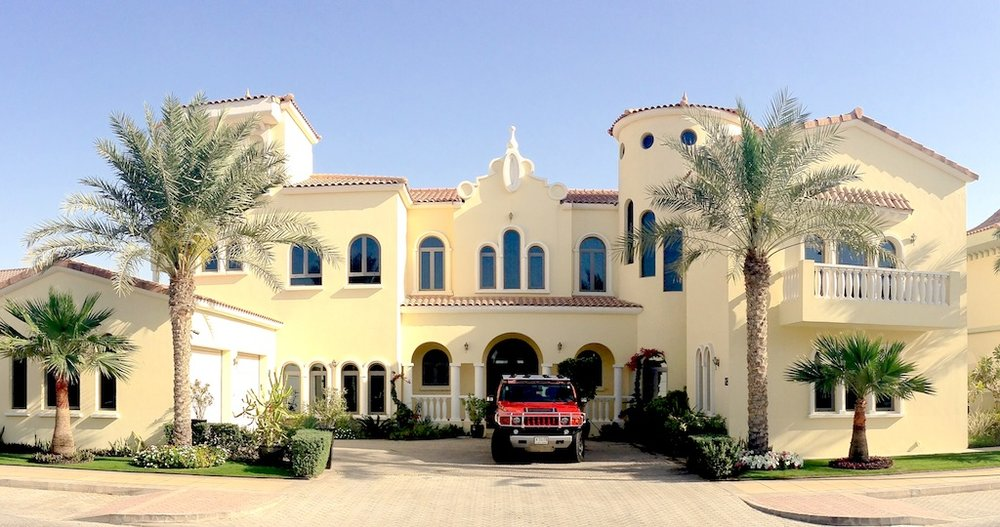 M FROND 21 - Palm JumeirahAED 18,500,000 (2013)