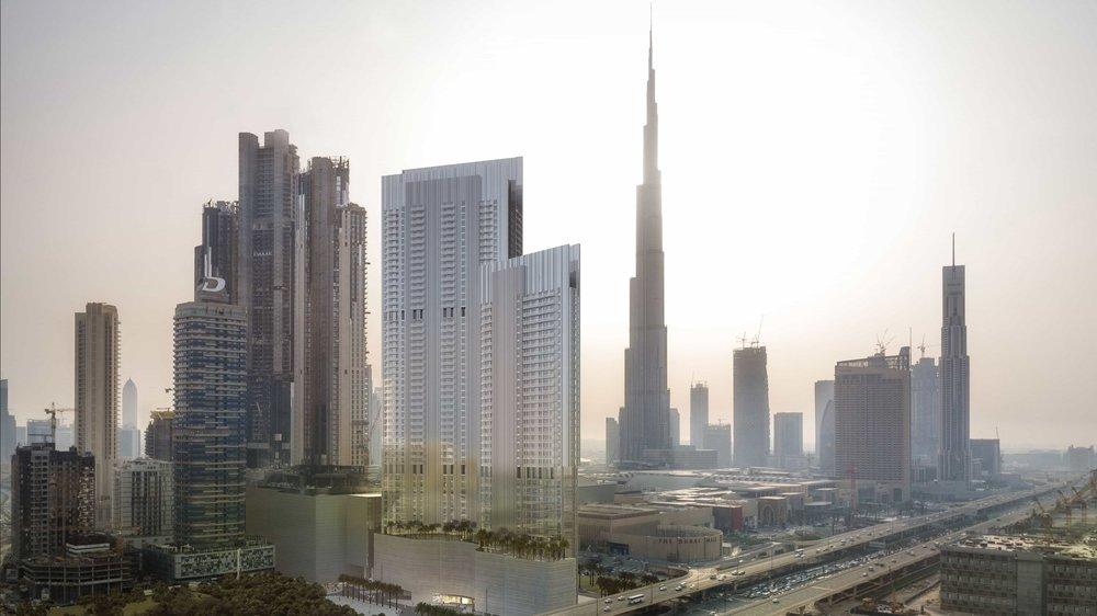 VIDA DUBAI MALL - DOWNTOWN DUBAIAED 9,000,000 (2018)