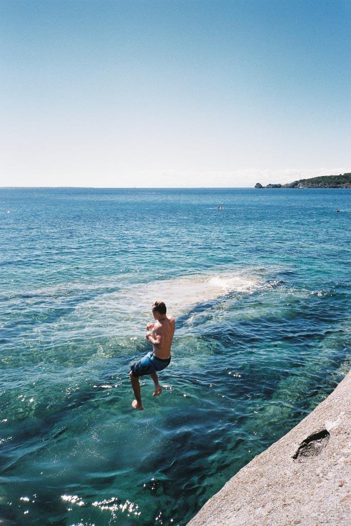 Jump - Elba Island