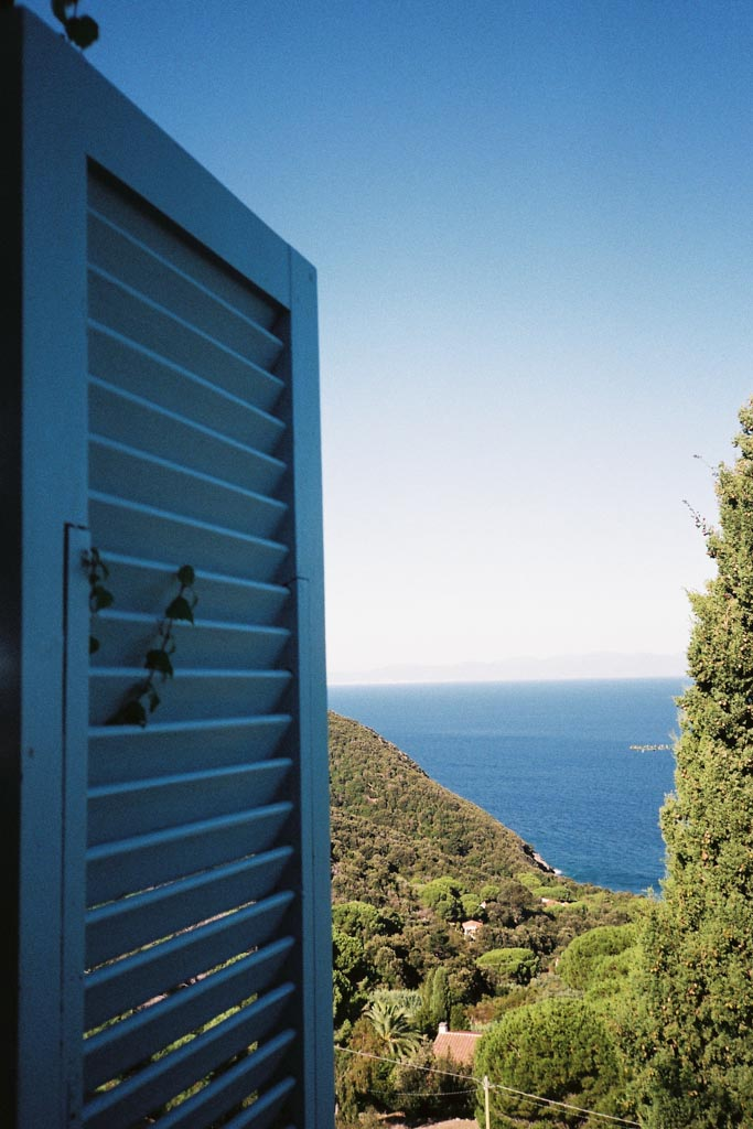 Room with a view -  Elba Island