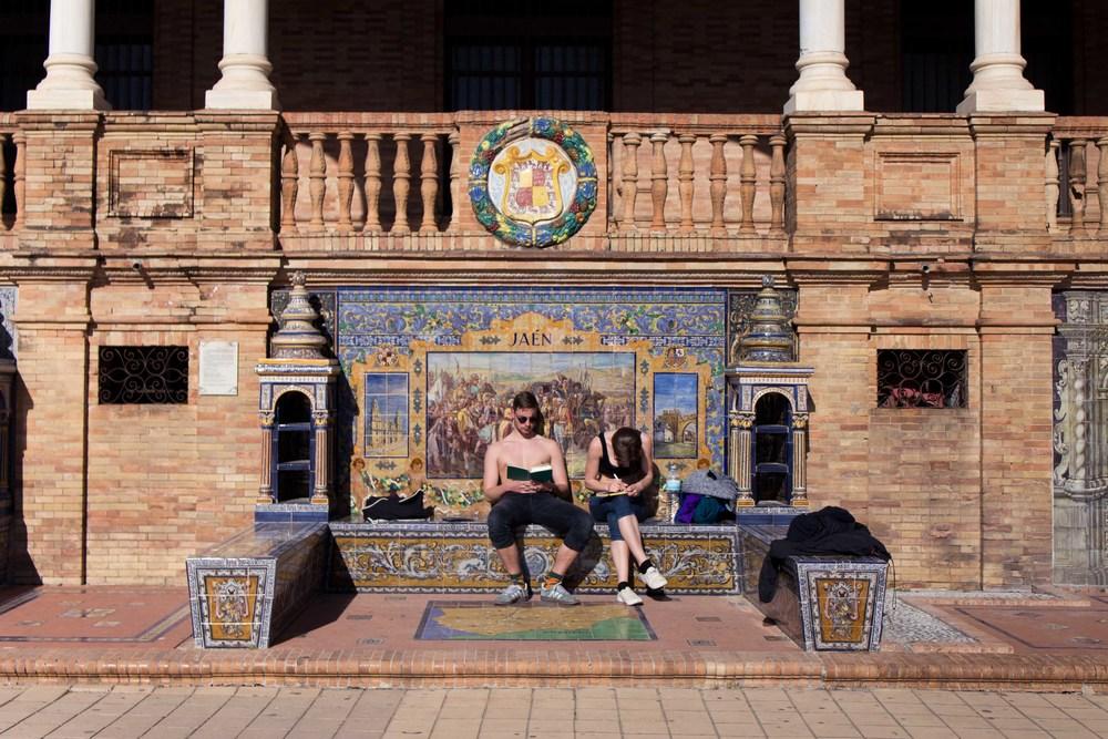 Sevilla - Plaza de España