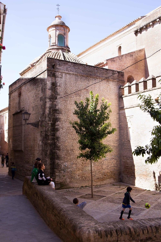 Sevilla - Playground