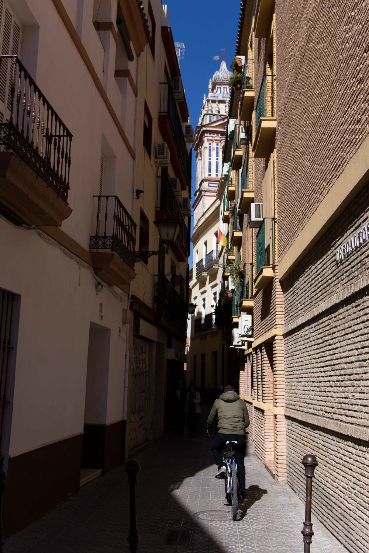 Sevilla - Biker