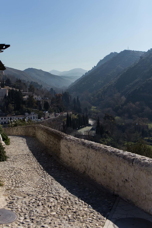 Granada - Vista desde Sacromonte