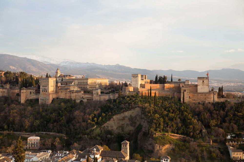 Granda - El Alhambra