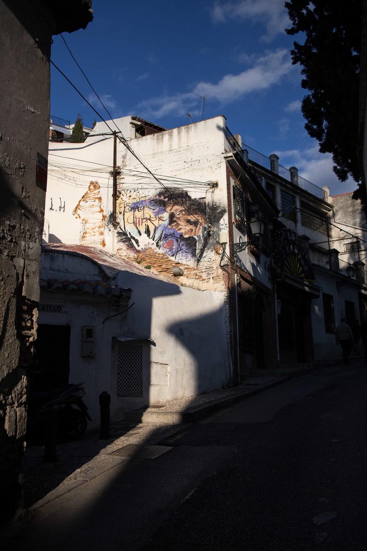 Granada - Detalles callejeros