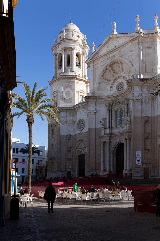 Cádiz - sombra