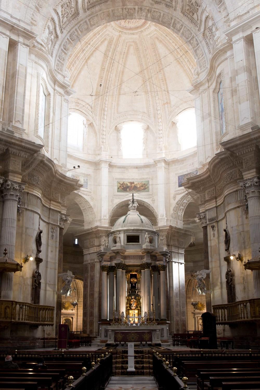 Cádiz - Catedral de la Santa Cruz