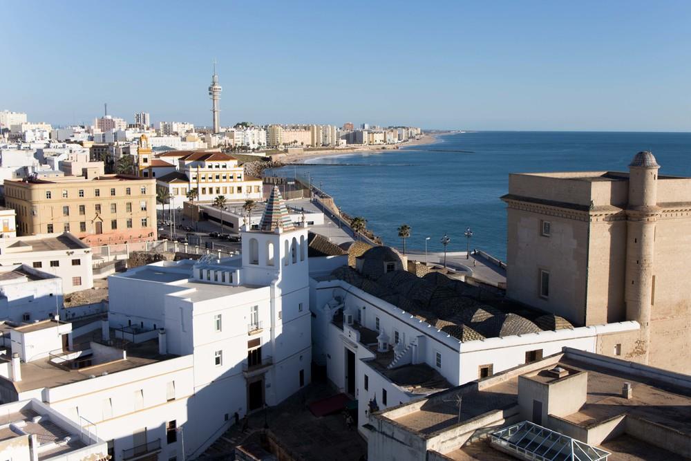Cádiz - Vista