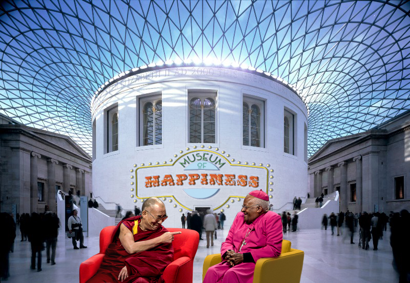 Museum of Happiness joined by DL and DT