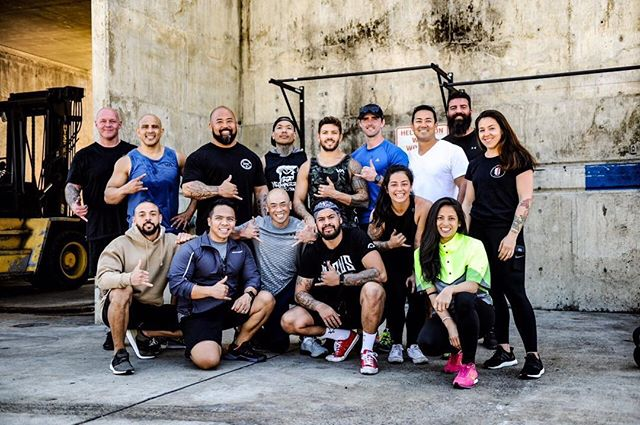 DAY TWO DONE 🔥 Words cannot describe how much I love this family. Got to go through the day with a modified CPAT/RFT progression with the Ohana. Fought and fell, got back up and finished. I loved every second of it. This feeling will never get old. So honored 🤙🏽 . . #AlwaysCan #RFT #DaMovement #RFTLevelTwo #FireTraining #GrowthThroughAdversity