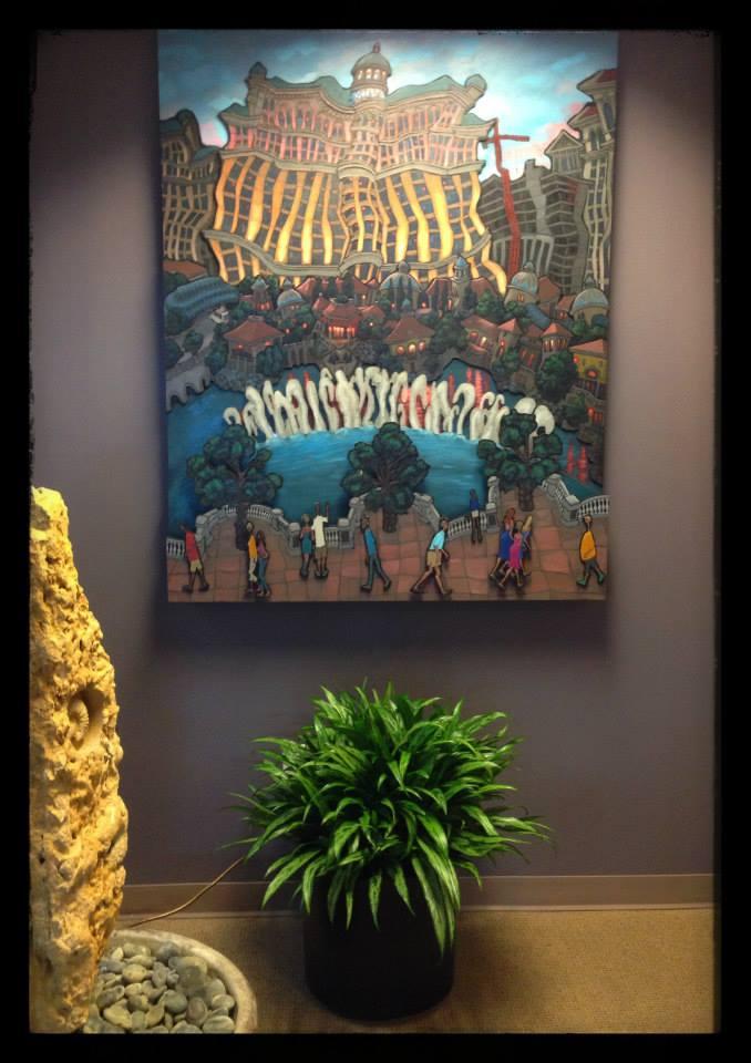 The Art of Michael Birawer
