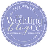 Featured on The Wedding Blog Co.