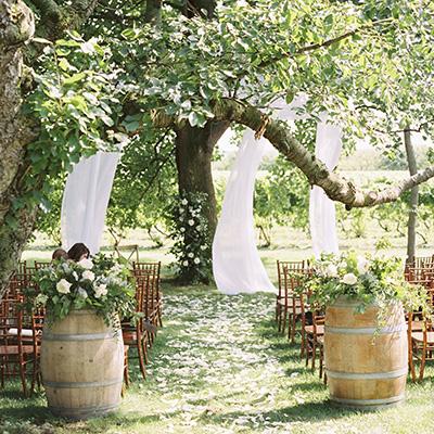 Intimate Boho Chic Wedding
