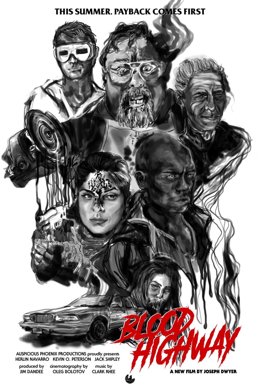 Poster art by Meagan Dwyer.