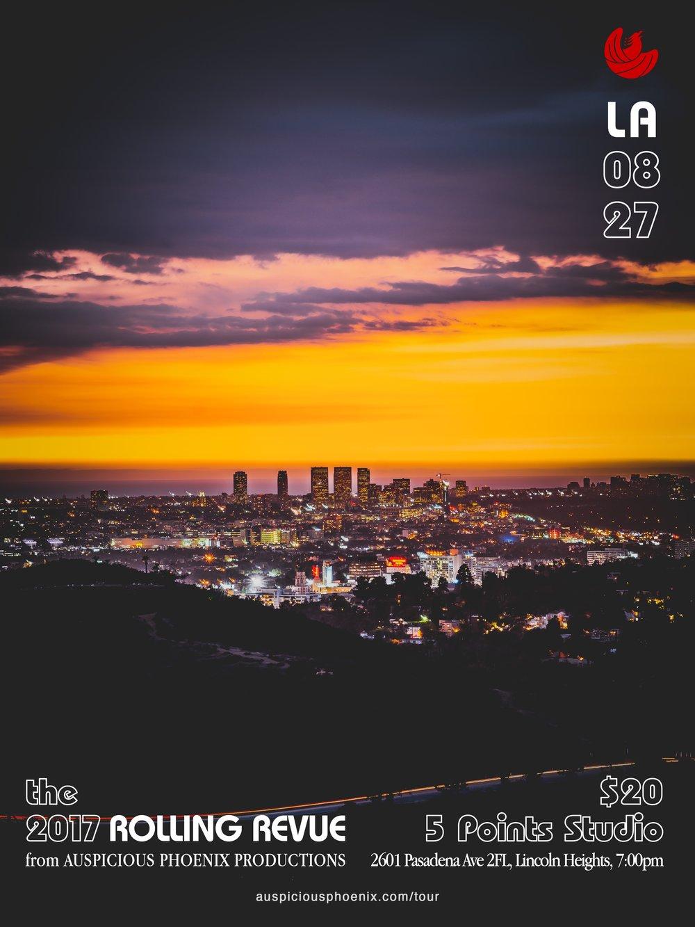LOS ANGELES 8/27