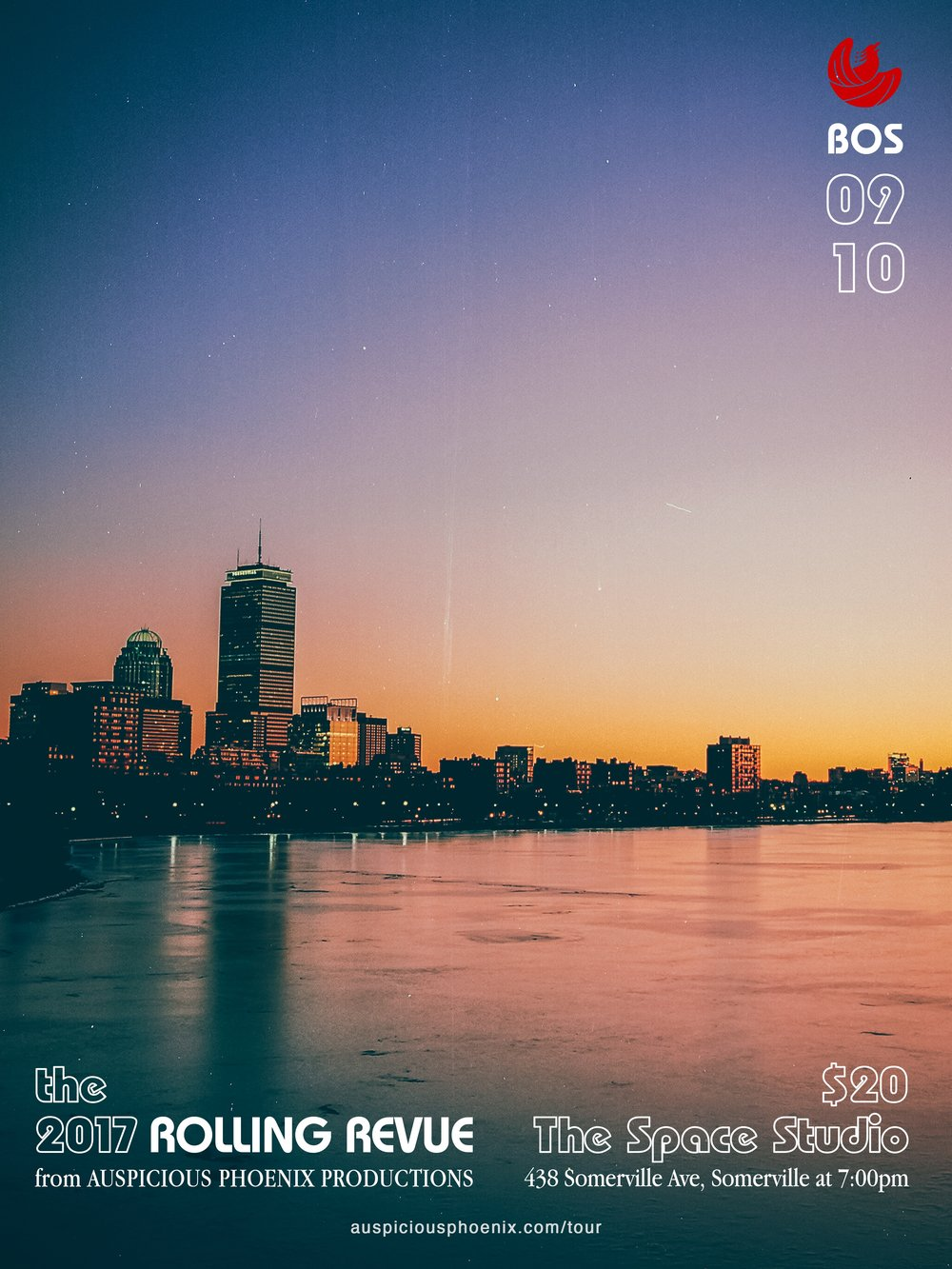 BOSTON 9/10