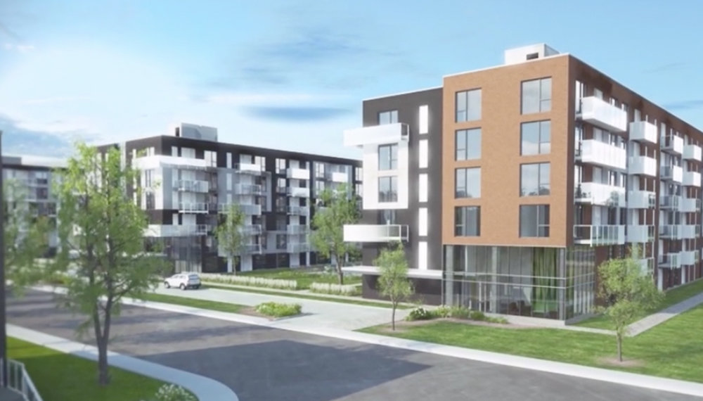 3 development phases - Final development will include condos, houses & proximity shops. 520 units will be built with possible expansion of up to 1000.