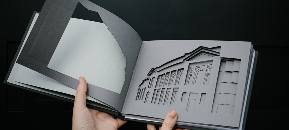 Glasgow Women's Library Sketchbook